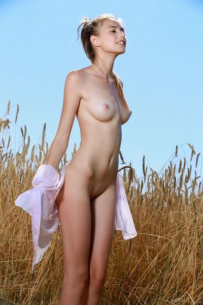 Elle Tan in Country Fun from Metart X