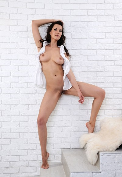 Susi R in A Feast For The Eyes from Femjoy