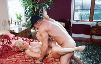 Holly Sampson in The Making Of A Milf 3 from Penthouse