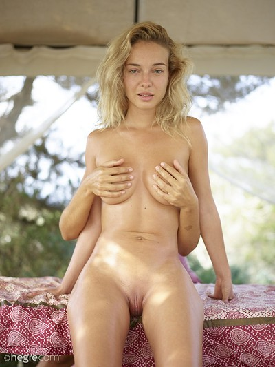 Natalia A in Heavenly Massage from Hegre Art