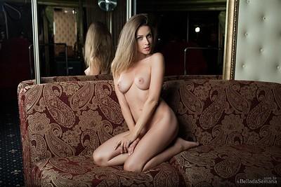 Olga Alberti in Vip Room from Bella Da Semana