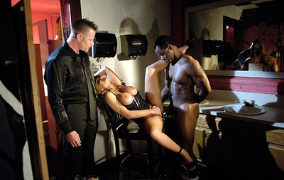 Kate Frost in Bad Wives 1 from Penthouse