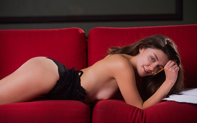 Tina C in My First Time from Femjoy