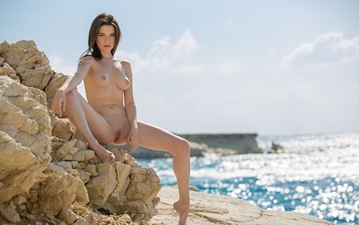Serena J in Get Naked from Femjoy