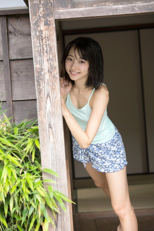 Azumi Harusaki Nude in School Love - Free All Gravure