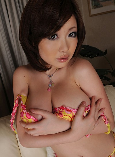 Rio Hamasaki in My Goodies from All Gravure