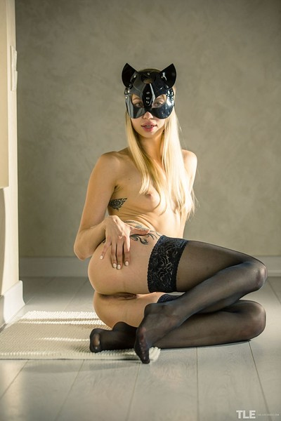 Dominica in Very Bad Kitty 1 from The Life Erotic