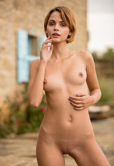 Ariel A in Pure Innocence from Femjoy