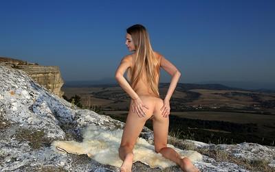 Susza K in View from Femjoy