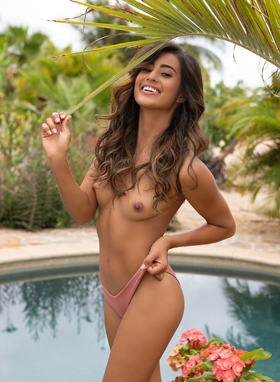 Katherinne Sofia in Tropical Encounter from Playboy