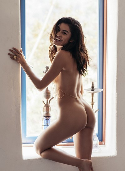 Lorena Medina in Playmate August 2018 from Playboy