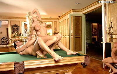 Katie Morgan in Bad Wives 4 from Penthouse
