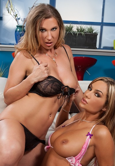 Amy Ried and Devon Lee in Liar'S Club 1 from Penthouse