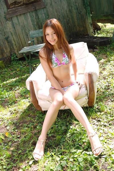 Rio Yuzuki in Warm Spirit 2 from All Gravure