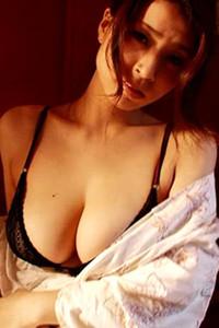 Cute doll allgravure model Mayuka Okada dazzles us with her sexy body in Hesitation Scene 1