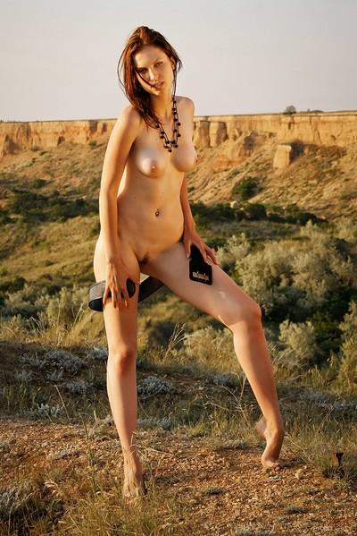 Shiny Diamond in Late Afternoon from Erotic Beauty