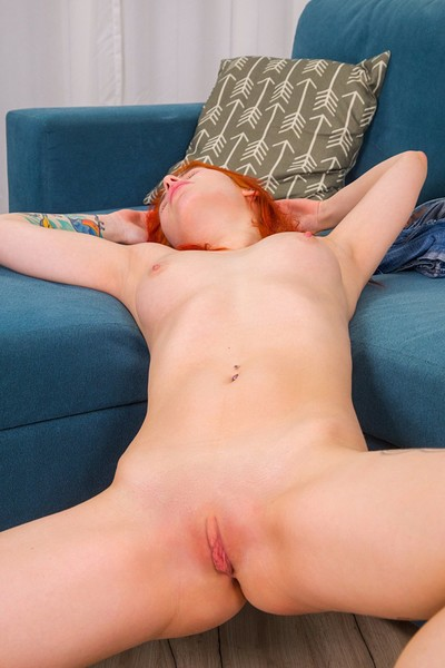 Kelm in Naked And Naughty from Nubiles
