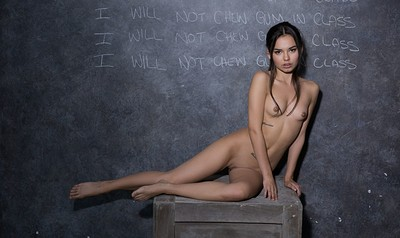 Dominique Gabrielle in Breaking the Rules from Playboy