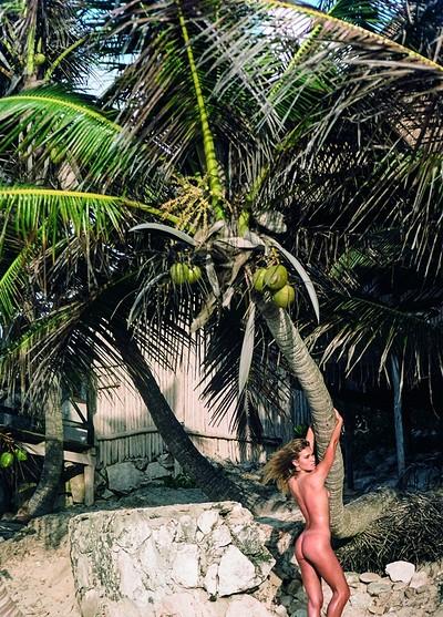Tara Lynn in Caribbean Sands from Playboy