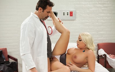 Britney Amber in Blonde Power 5 from Penthouse