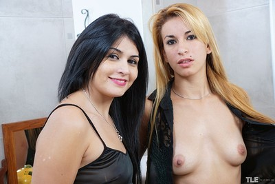 Amie and Serena A in Taking Turns 1 from The Life Erotic