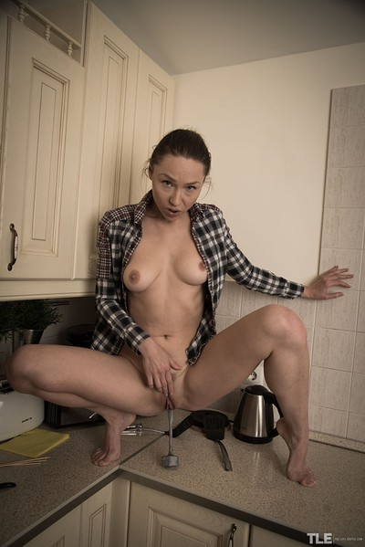 Sara K in Cooking Up A Sweat from The Life Erotic