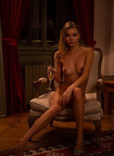 Kate Jones in Exquisite Allure from Playboy