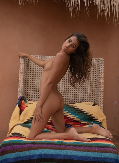 Katherinne Sofia in Finding Bliss from Playboy