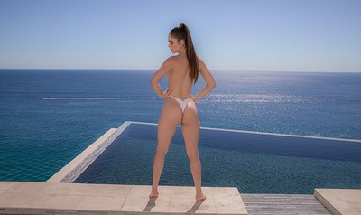 Rose in Over the Horizon from Playboy