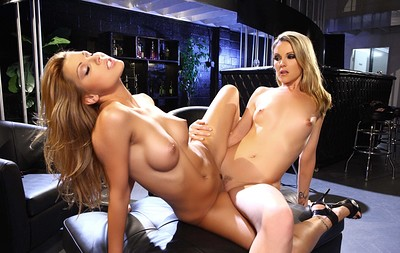 Cindy Hope and Samantha Ryan in Girls Who Want Girls 5 from Penthouse