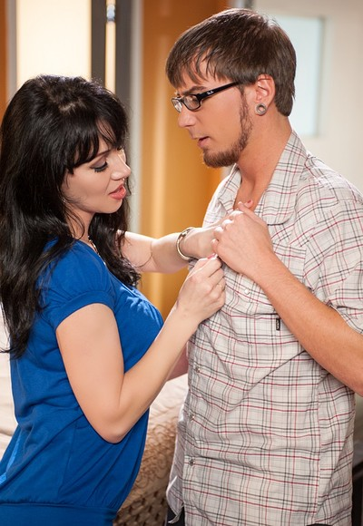 Rayveness in My Teacher Is A Milf 2 from Penthouse
