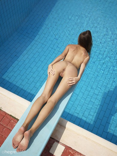 Alice in Naturist vacation from Hegre Art