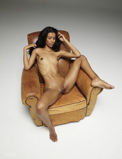 Angelique in Alluring and aroused from Hegre Art