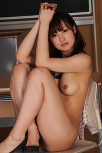 Fantastic damsel Yukiko Suou shows her attractive young body in Pink Yukiko
