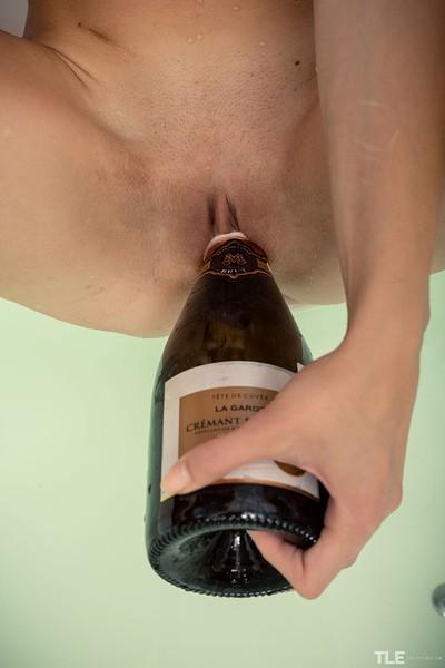 Mina K in Bottled Lover 1 from The Life Erotic
