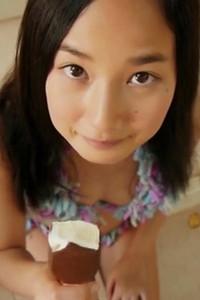 Amazing charmer Kaho Takashima enchanting in Sea Girl Scene 3