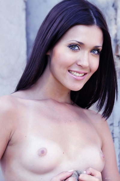 Mary C in Misty Blue from Erotic Beauty