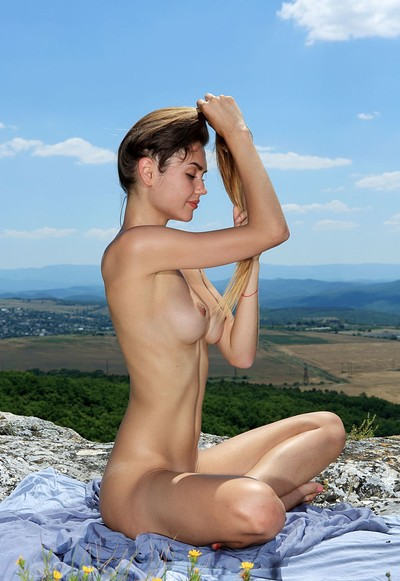Susza K in Picturesque from Femjoy
