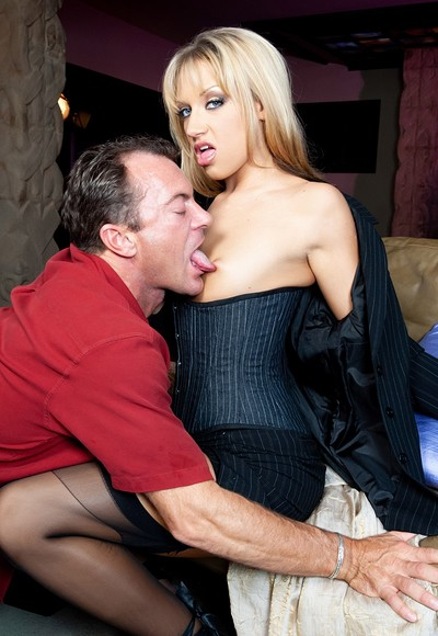Teena Fine in Bad To The Bone 3 from Penthouse