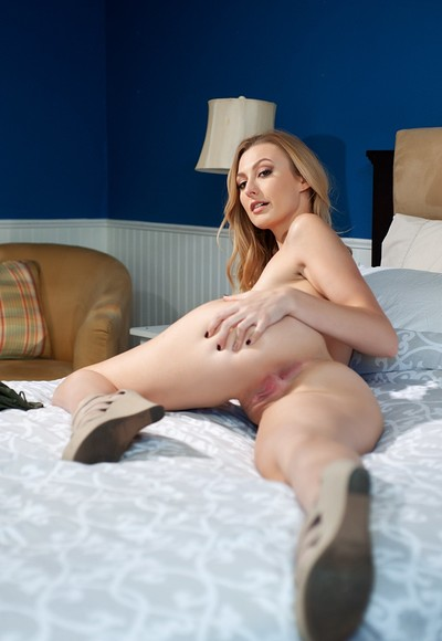Alexa Grace in Lacy And Racy from Penthouse