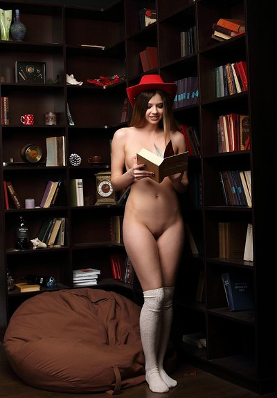 Zena in Shhh In The Library from MPL Studios