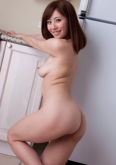 Yuma Asami in Baking Goods from All Gravure