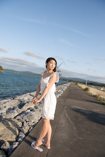 Ai Takanashi in Second Date from All Gravure