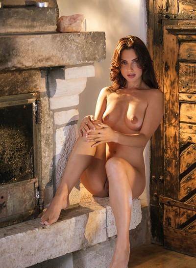 Jasmine Jazz in Keeping Warm from Playboy