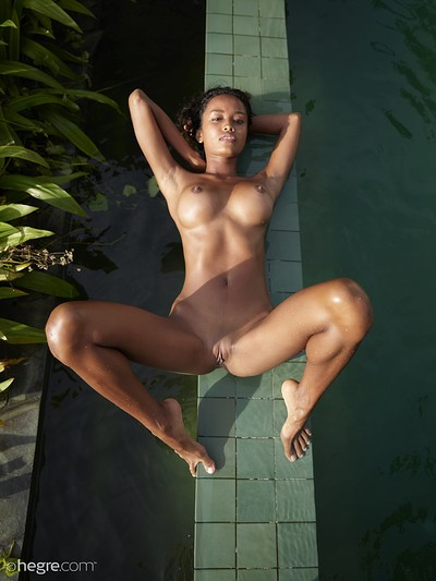 Putri in Bali Pleasure from Hegre Art