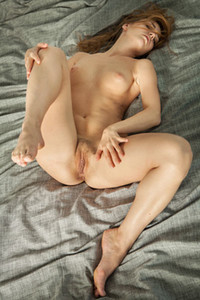 Norma N in Very large bed from Elite Babes
