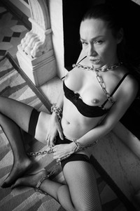 Sara K in Chained Desire from Elite Babes