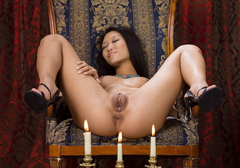 Asian women pleasure nude