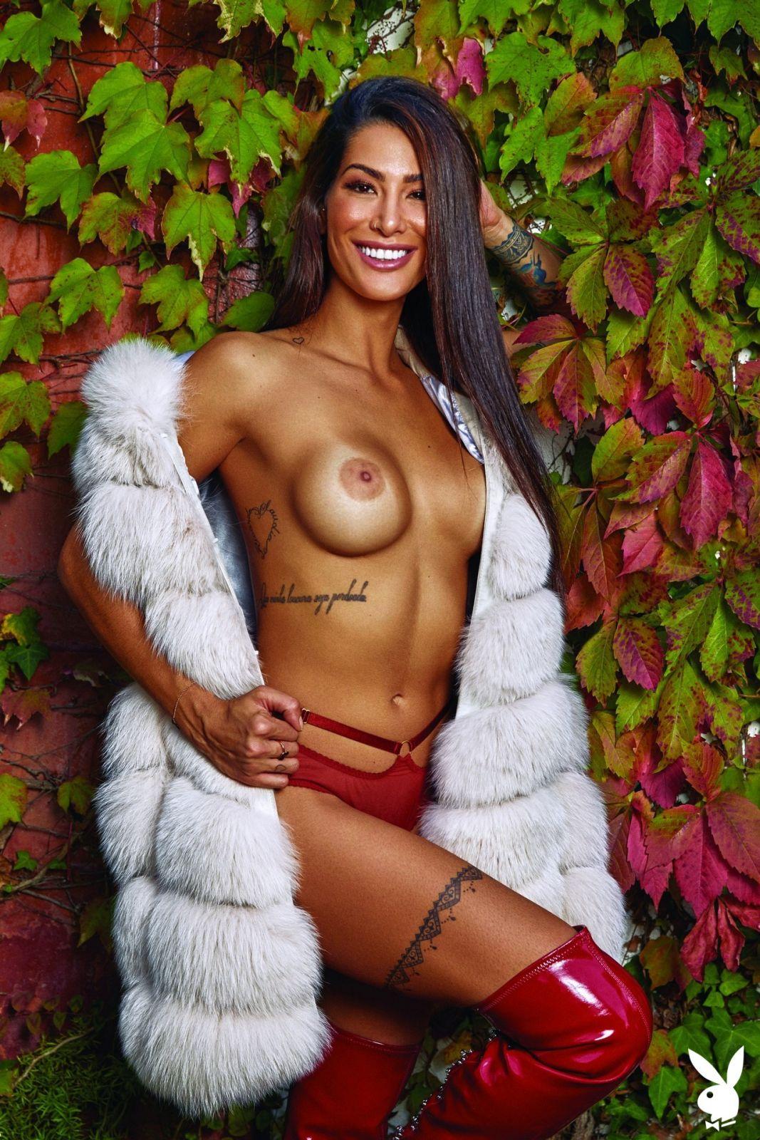 Paula  nackt Poliana De Playboy free