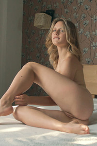 Clarice a cute blue eyed hottie just wants to have sex with you as a friend